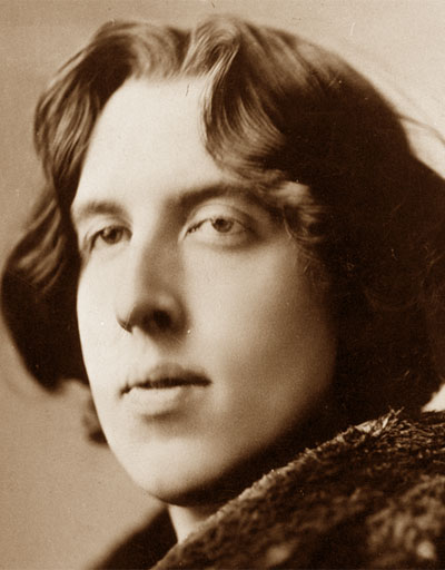 Photo deOscar Wilde